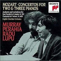 Murray Perahia, Radu Lupu – Mozart: Concertos for 2 & 3 Pianos; Andante and Variations for Piano Four Hands