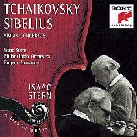 Isaac Stern – Tchaikovsky/Sibelius: Violin Concertos
