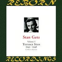 Přední strana obalu CD Teenage Stan, Vol. 1 1943-1946 (HD Remastered)
