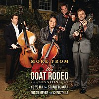 Stuart Duncan, Chris Thile, Edgar Meyer, Yo-Yo Ma – More from The Goat Rodeo Sessions