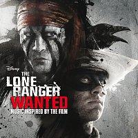 Přední strana obalu CD The Lone Ranger: Wanted