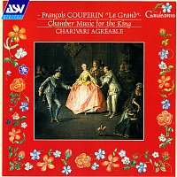 Přední strana obalu CD Couperin: Chamber Music for the King