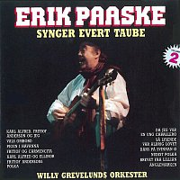 Erik Paaske – Synger Evert Taube (Volume 2)[feat. Willy Grevelunds Orkester]