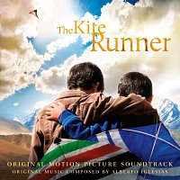 Přední strana obalu CD The Kite Runner
