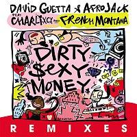 David Guetta, Afrojack, Charli XCX, French Montana – Dirty Sexy Money (feat. Charli XCX & French Montana) [Remixes]