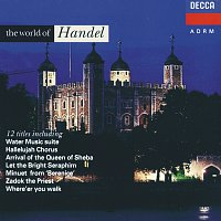 Dame Joan Sutherland, George Malcolm, The Choir of King's College, Cambridge – The World of Handel