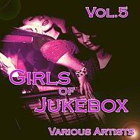 Různí interpreti – Girls of JukeBox Favorites, Vol. 5