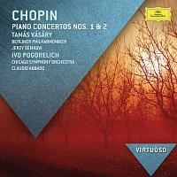 Tamás Vásáry, Ivo Pogorelich, Berliner Philharmoniker, Jerzy Semkow – Chopin: Piano Concertos Nos.1 & 2