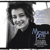 Michala Petri, Edvard Grieg, Gordon Langford, English Chamber Orchestra – Grieg: Holberg's Time and Melodies & Dances