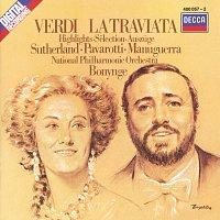 Dame Joan Sutherland, Luciano Pavarotti, Matteo Manuguerra, Richard Bonynge – Verdi: La Traviata - Highlights