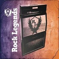 Přední strana obalu CD Rock Legends eAlbum [International Version]