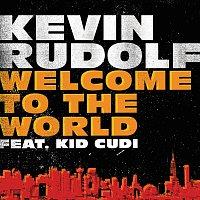 Přední strana obalu CD Welcome To The World