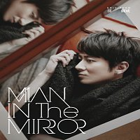 Přední strana obalu CD Man in the Mirror