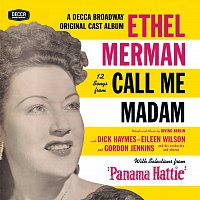 """Ethel Merman – 12 Songs From Call Me Madam (With Selections From """"Panama Hattie"""")"""