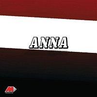 Přední strana obalu CD Anna