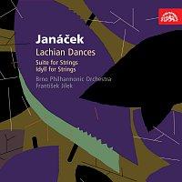 Filharmonie Brno, František Jílek – Janáček: Orchestrální dílo I (Lašské tance, Suita pro smyčce, Idyla)