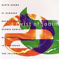 Přední strana obalu CD A Twist Of Jobim