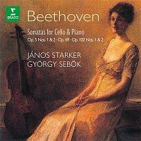 János Starker – Beethoven: Complete Cello Sonatas
