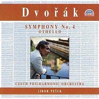 Česká filharmonie/Libor Pešek – Dvořák: Symfonie č. 4, Othello
