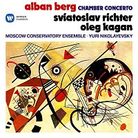 Sviatoslav Richter – Berg: Chamber Concerto for Piano, Violin and 13 Wind Instruments