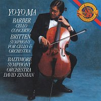 David Zinman, Baltimore Symphony Orchestra, Yo-Yo Ma, Benjamin Britten – Barber: Cello Concerto; Britten: Symphony for Cello & Orchestra (Remastered)