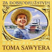 Přední strana obalu CD Twain: Dobrodružství Toma Sawyera