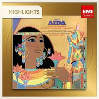 Montserrat Caballé, Plácido Domingo, Fiorenza Cossotto, Nicolai Ghiaurov, Piero Cappuccilli, Luigi Roni, Nicola Martinucci, Esther Casas, Chorus of the Royal Opera House, Covent Garden, Band of the Royal Military School of Music, Kneller Hall, New Philharmonia O – Verdi: Aida