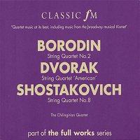 Borodin: String Quartet No.2/Dvorak: String Quartet 'American'/Shostakovich: String Quartet No.8