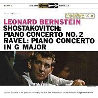Leonard Bernstein, Dmitri Shostakovich, New York Philharmonic Orchestra – Shostakovitch: Piano Concerto No. 2;  Ravel: Piano Concerto in G Major; Gershwin: Rhapsody in Blue