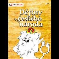 Jiří Lábus – Dějiny udatného českého národa (reedice) DVD