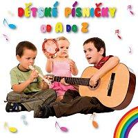 Různí interpreti – Dětské písničky od A do Z