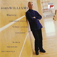 Paul Daniel, John Williams, London Symphony Orchestra – Harvey: Concerto Antico - Gray: Guitar Concerto