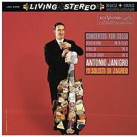Antonio Janigro, Antonio Vivaldi, I Solisti di Zagreb – Antonio Janigro Plays Boccherini, Vivaldi & Bach Cello Concertos