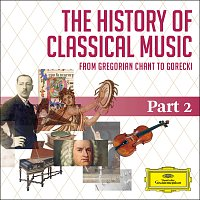 Různí interpreti – The History Of Classical Music - Part 2 - From Haydn To Paganini