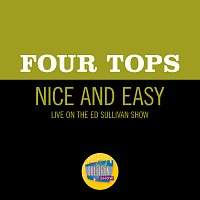 Four Tops – Nice And Easy [Live On The Ed Sullivan Show, January 30, 1966]