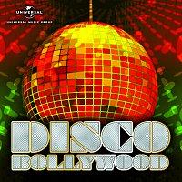 Přední strana obalu CD Disco Bollywood