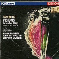 Tokyo Metropolitan Symphony Orchestra, Hiroshi Wakasugi – Takemitsu: Visions, November Steps
