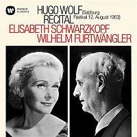 Elisabeth Schwarzkopf – Hugo Wolf Recital - Salzburg, 12/08/1953