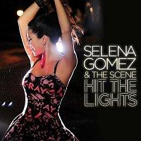 Přední strana obalu CD Hit The Lights