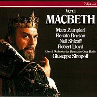 Giuseppe Sinopoli, Renato Bruson, Mara Zampieri, Robert Lloyd, Neil Shicoff – Verdi: Macbeth