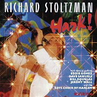 Richard Stoltzman, Traditional, Guildhall String Ensemble, Robert Salter, Eddie Gomez, Dave Samuels, Jeremy Wall, Emily Mitchell, Café – Hark!