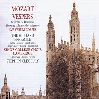 Lynne Dawson, David James, Rogers Covey-Crump, Paul Hillier, Choir of King's College, Cambridge, Cambridge Classical Players, Stephen Cleobury – Verspers/ Ave Verum Corpus - Mozart
