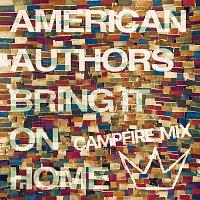 Přední strana obalu CD Bring It On Home [Camp Fire Mix]