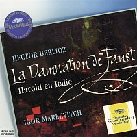 Orchestre des Concerts Lamoureux, Igor Markevitch – Berlioz: The Damnation of Faust; Harold in Italy [2 CDs]
