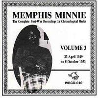 Memphis Minnie – Memphis Minnie 1944 - 1953 Volume 3