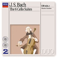 Maurice Gendron – Bach, J.S.: The 6 Cello Suites