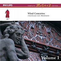 Academy of St. Martin in the Fields, Sir Neville Marriner – Mozart: The Wind Concertos [Complete Mozart Edition]