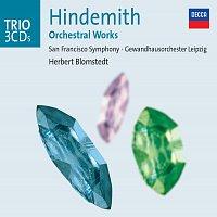 San Francisco Symphony, Gewandhausorchester Leipzig, Herbert Blomstedt – Hindemith: Orchestral Works