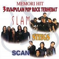 Různí interpreti – Memori Hit - 3 Kumpulan Pop Rock Terhebat - Slam, Stings & Scan