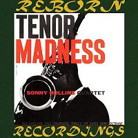 Přední strana obalu CD Tenor Madness (HD Remastered)